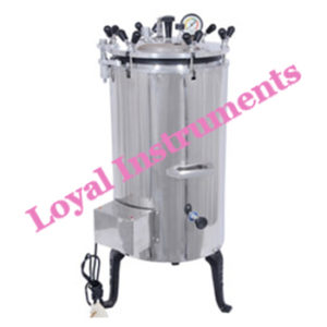 Autoclave (Vertical Type)